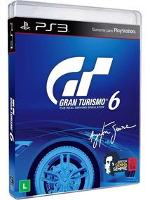 Gran Turismo 6 Ps3 Mídia Física
