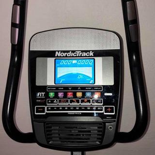 Bicicleta Fija Nordictrack