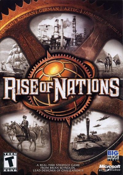 Rise Of Nations Pc Digital Envio Por Email
