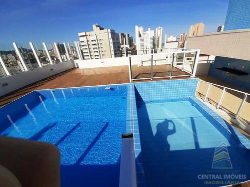 Apartamento Com 2 Dorms, Guilhermina, Praia Grande - R$ 324 Mil, Cod: 9177 - V9177