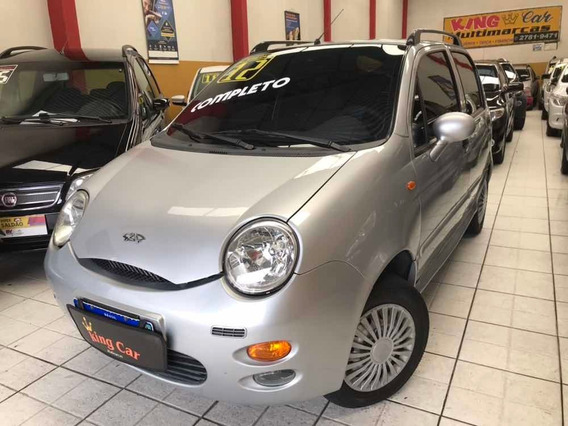 Chery Chery Qq 1.1 2012 Completo Kingcar Multimarcas