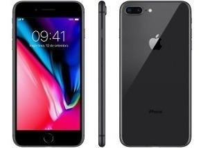 Apple iPhone 8 Plus A1897 64gb Tela Retina 5.5¿ 12mp/7mp Ios