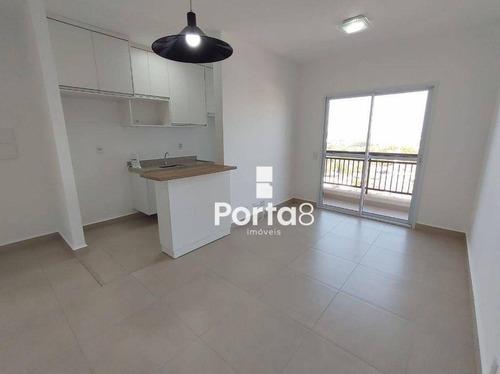 Imagem 1 de 30 de Apartamento Com 2 Dormitórios À Venda, 64 M² Por R$ 390.000,00 - Parque Residencial Comendador Mancor Daud - São José Do Rio Preto/sp - Ap8041