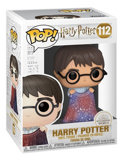 Funko Pop Harry Potter With Invisibility Cloak #112