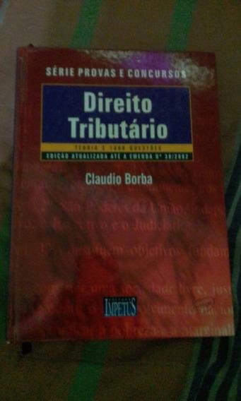 Livro De Direito Tributário