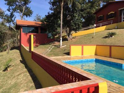 Chácara Com 4 Dormitórios À Venda, 1570 M² Por R$ 700.000 - Cachoeiras Do Imaratá - Itatiba/sp - Ch0002