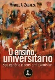 O Ensino Universitario: Seu Cenario E Se Zabalza, Miguel A.