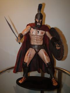 Neca 300 King Leonidas Figura 7