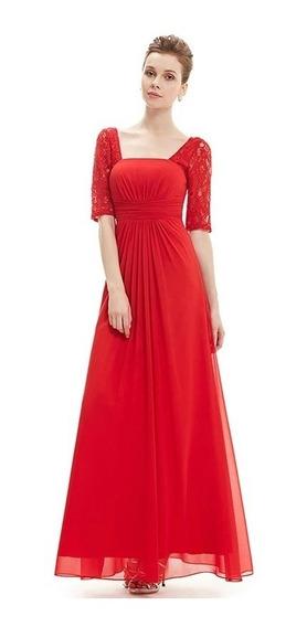 Vestido Mujer De Noche, Gala , Largo , Cocktail Elegante