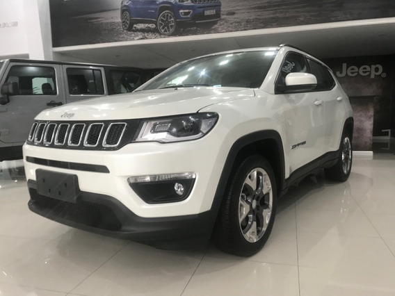 Jeep Compass 2.4 Longitude At6 0km Año 2020