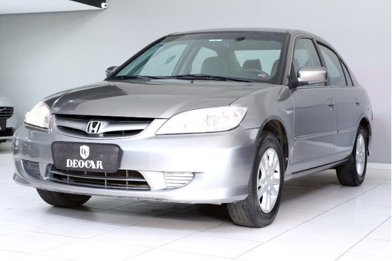 Honda Civic Lx 1.7 Manual-2005/2006
