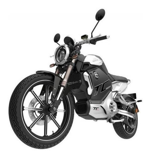 Moto Eléctrica Supersoco Tc Max Usada
