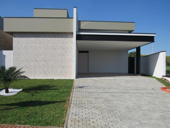 Casa À Venda, 3 Quartos, 4 Vagas, Residencial Lagos Dicaraí - Salto/sp - 10277