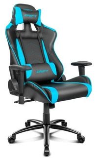 Silla Gamer Dr-150 Black - Blue