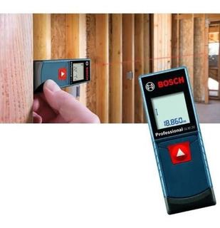 Bosch Glm 20 Compact Blaze Medidor Láser De Distancia 20mtrs