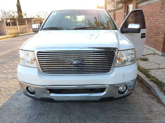 Ford Lobo 5.4 Lariat Cabina Doble 4x2 Mt 2007