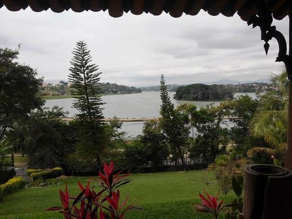 Casa 05 Quartos, 04 Suítes, 20 Vagas, Localizada Na Orla Da Lagoa Da Pampulha - 4658