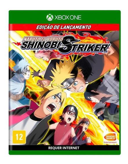 Naruto To Boruto Shinobi Striker Edição Lançamento Xbox One