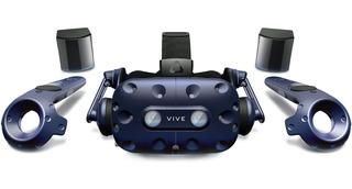 Htc Vive Pro Kit + Htc Vive Wireless Adapte + Attachment Kit