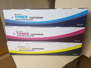 Cartucho Toner Konica Minolta Magicolor 8650 Color
