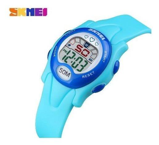 Relógio Infantil Skmei Digital 1478