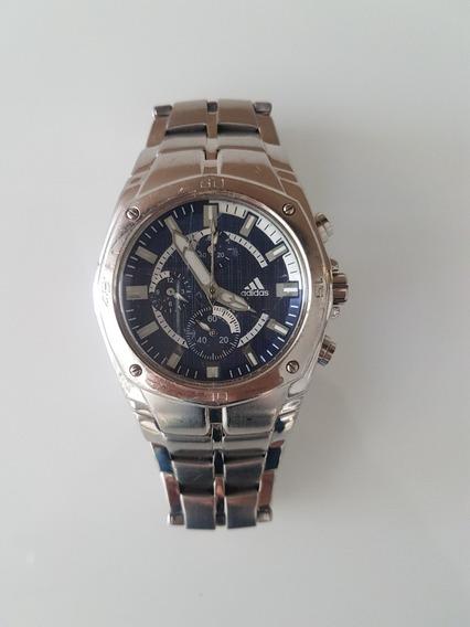 Relógio adidas Original Masculino Aço Modelo Adp1684