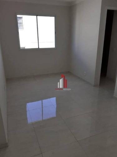Apartamento Com 2 Dormitórios À Venda, 44 M² Por R$ 200.000,90 - Jaraguá - São Paulo/sp - Ap0854
