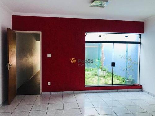 Imagem 1 de 25 de Casa Com 3 Dormitórios À Venda, 204 M² Por R$ 720.000,00 - Jardim Palermo - São Bernardo Do Campo/sp - Ca0596