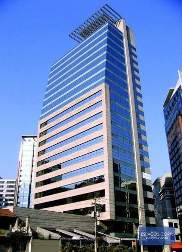 Conjunto Para Alugar, 229m² - Vila Olímpia - São Paulo/sp - Cj0033