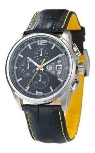 Relógio Masculino Pagani Quartzo Design Marcas Luxo Militar