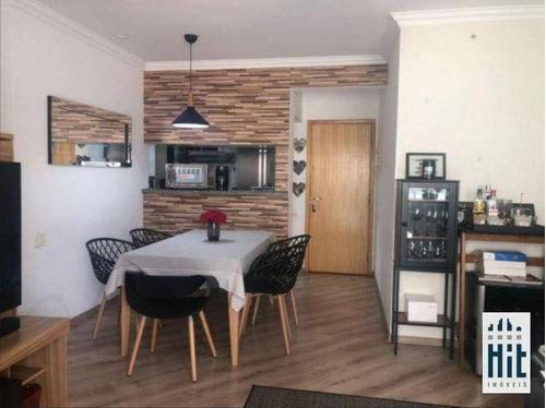 Imagem 1 de 24 de Apartamento À Venda, 84 M² Por R$ 905.000,00 - Vila Mariana - São Paulo/sp - Ap3743