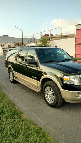 Expedition Max Limited 4x2 Eddie Bauer 2017 Impecable
