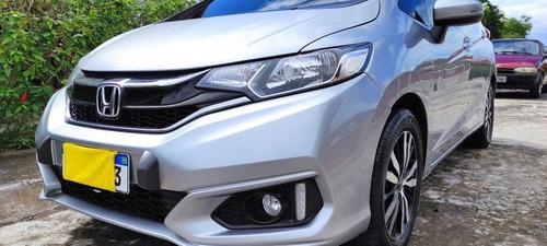 Imagem 1 de 15 de Honda Fit 2018 1.5 Ex Flex Aut. 5p