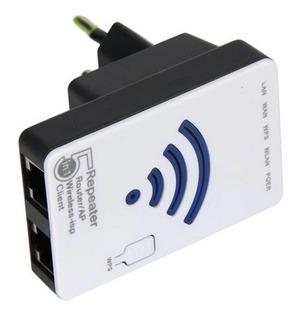 Amplificador Señal Wifi Repetidor Extensor Internet + Envio