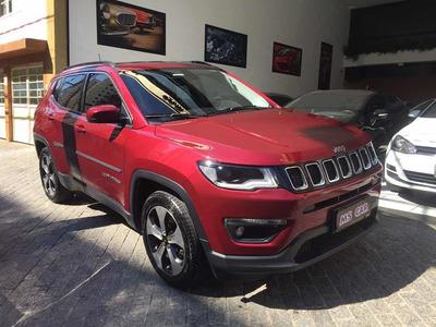 Jeep Compass 2.0 Longitude Flex Automatico 5p 2018
