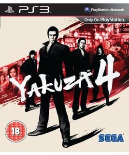 Yakuza 4 - Playstation 3