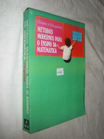 Livro - Métodos Modernos Para O Ensino Da Matemática