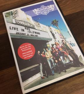Dvd Live In Hollywood Rbd Perfeito Estado Promoção Original