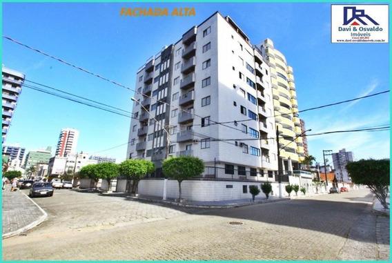 Apartamento 1 Dormitório Para Venda Em Praia Grande, Ocian, 1 Dormitório, 1 Banheiro, 1 Vaga - Ap00106