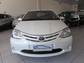 Toyota Etios 1.5 X Sedan 16v Flex 4p Manual