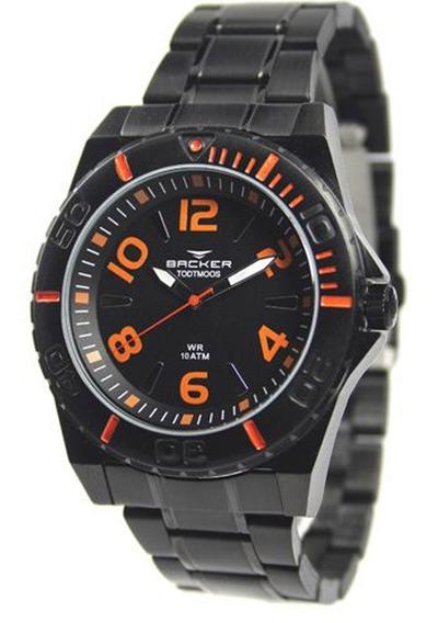 Relógio Backer Todtmoos - 6202153m + Nf-e