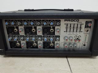 Consola Proco Sb6000 Potenciada