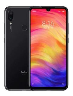 Xiaomi Redmi Note 7 64gb 4gb Ram 4g 48mpx 6.3 Global + Nf-e
