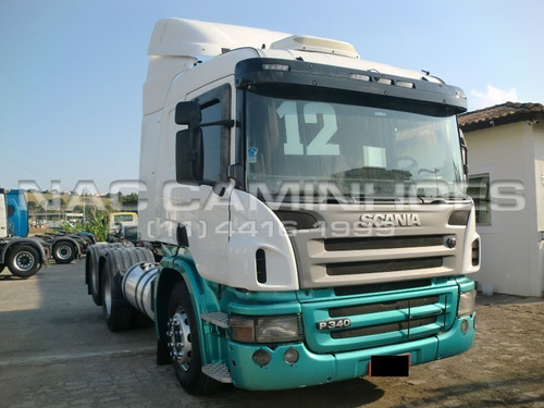 Scania P-340 6x2 2012 No Chassi