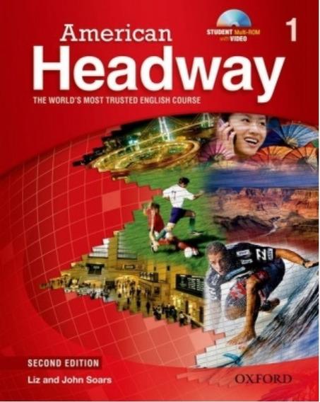 American Headway 1 Student Book (2nd Ed) Com Multi-rom