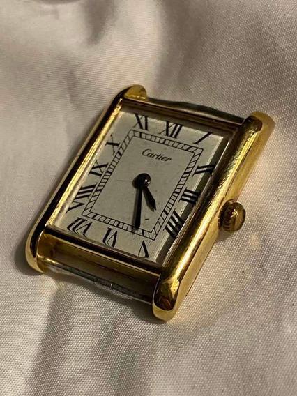 Relógio Cartier Tank Original Vintage