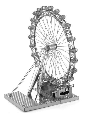 Rompecabezas 3d London Eye Para Armar . Fascinations Premiun