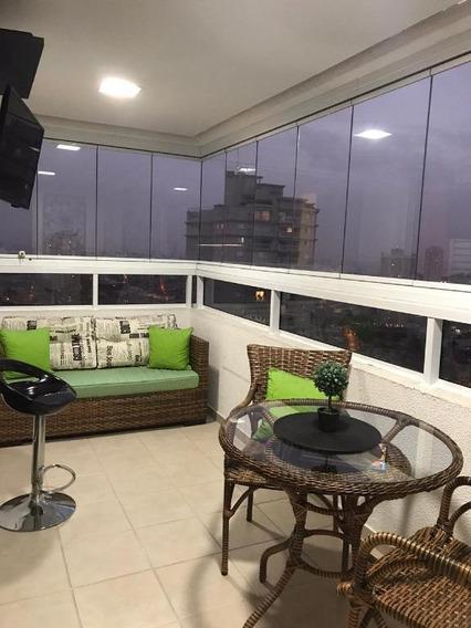 Apartamento Com 3 Dormitórios À Venda, 74 M² Por R$ 665.000 - Mooca - São Paulo/sp - Ap5562