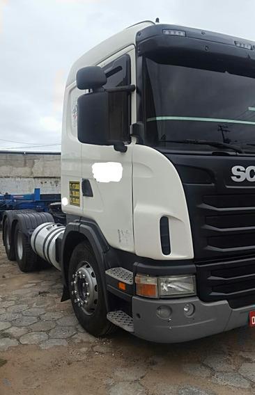 Scania G 420 6x4 Bug Leve Pego Troca - P360 2640 2646 124 Fm
