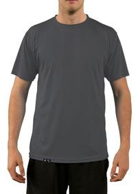 Camiseta Masculina Proteção Solar Fator 50 Manga Curta